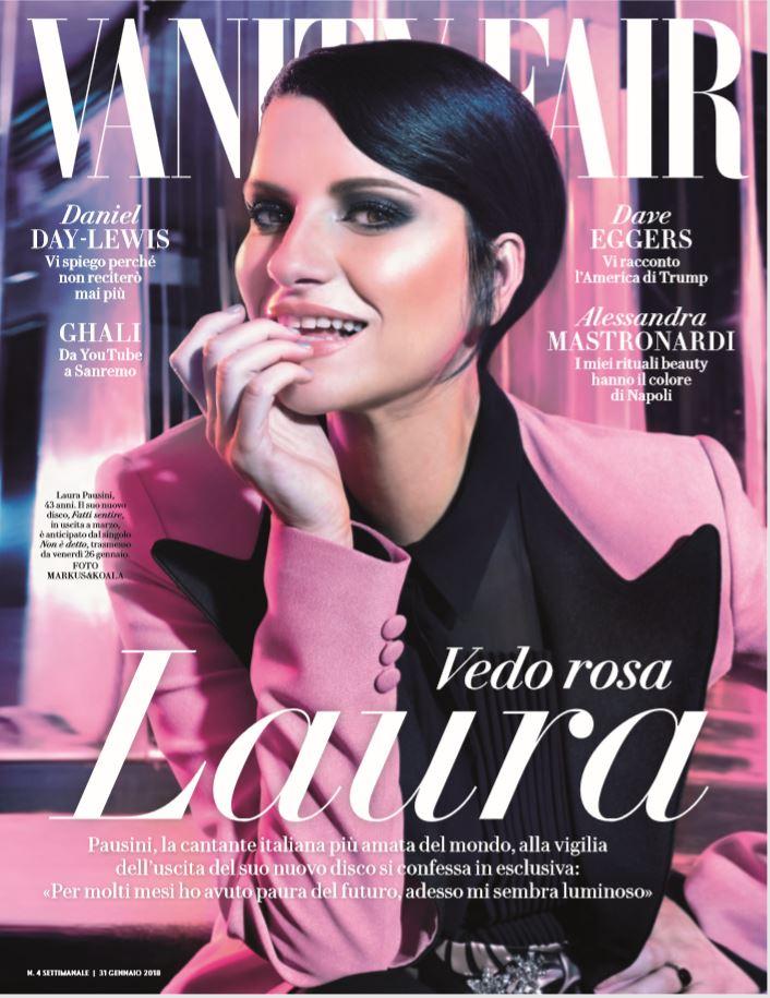 Patrizia Delcuratolo Celebrities Pausini